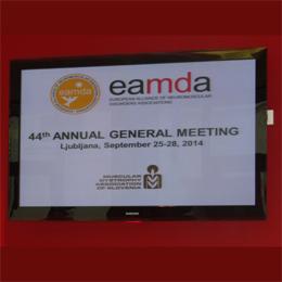 44. letna skupščina EAMDA
