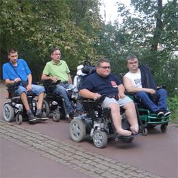 Turnir v hokeju na vozičkih
