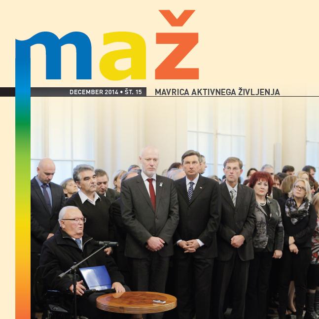 MAŽ, December 2014, št. 15