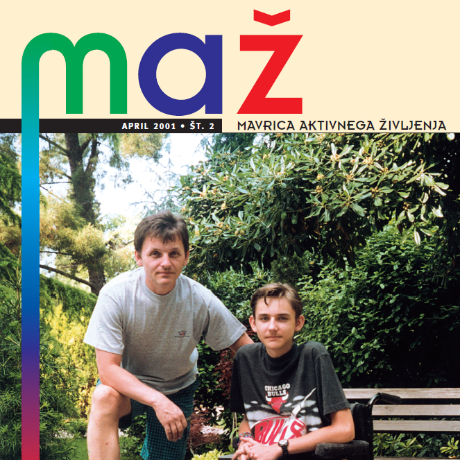 MAŽ, April 2001, št. 2