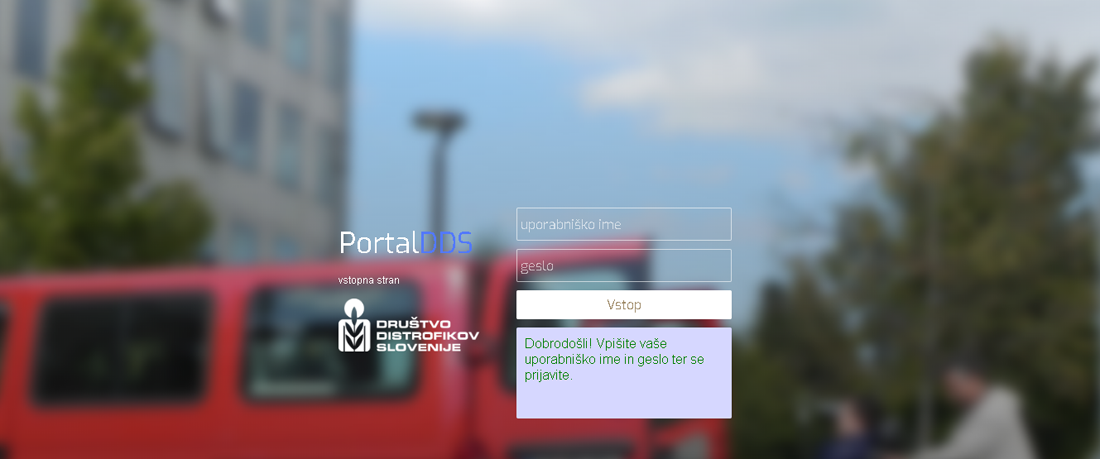 Posodobitev modula v sistemu PortalDDS