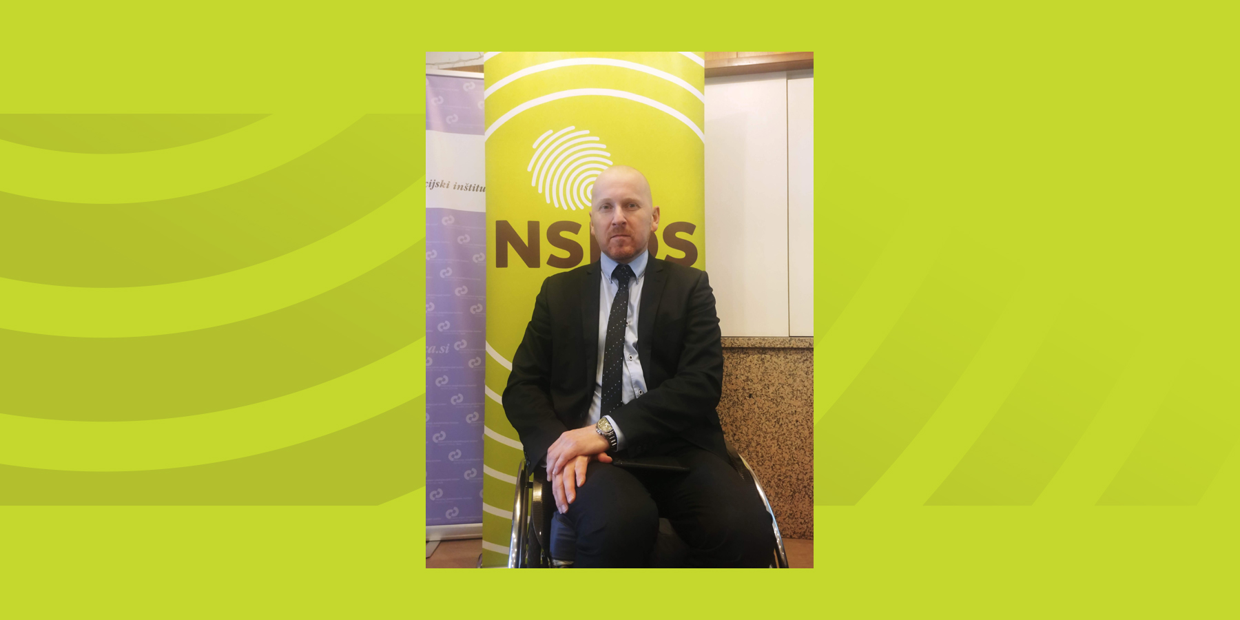Borut Sever izvoljen za predsednika NSIOS