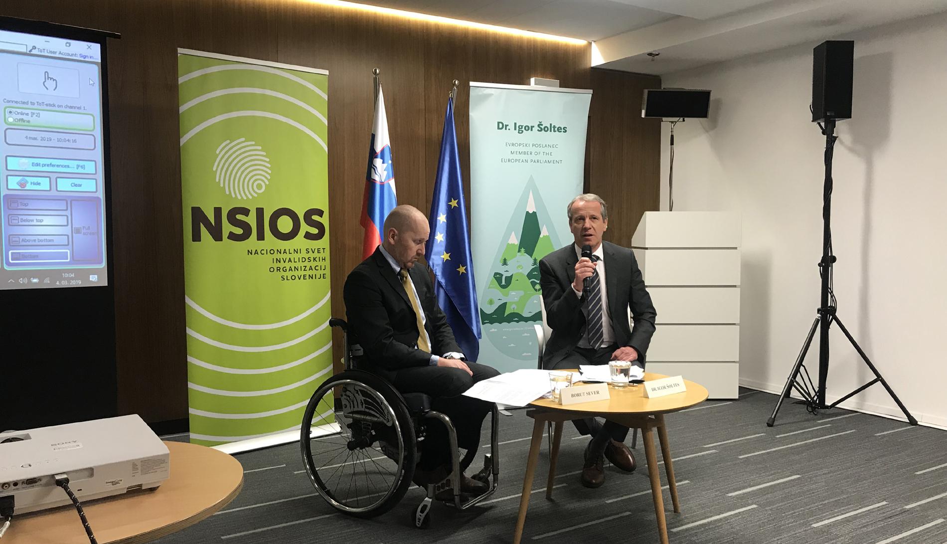 Posvet o Evropskem aktu o dostopnosti