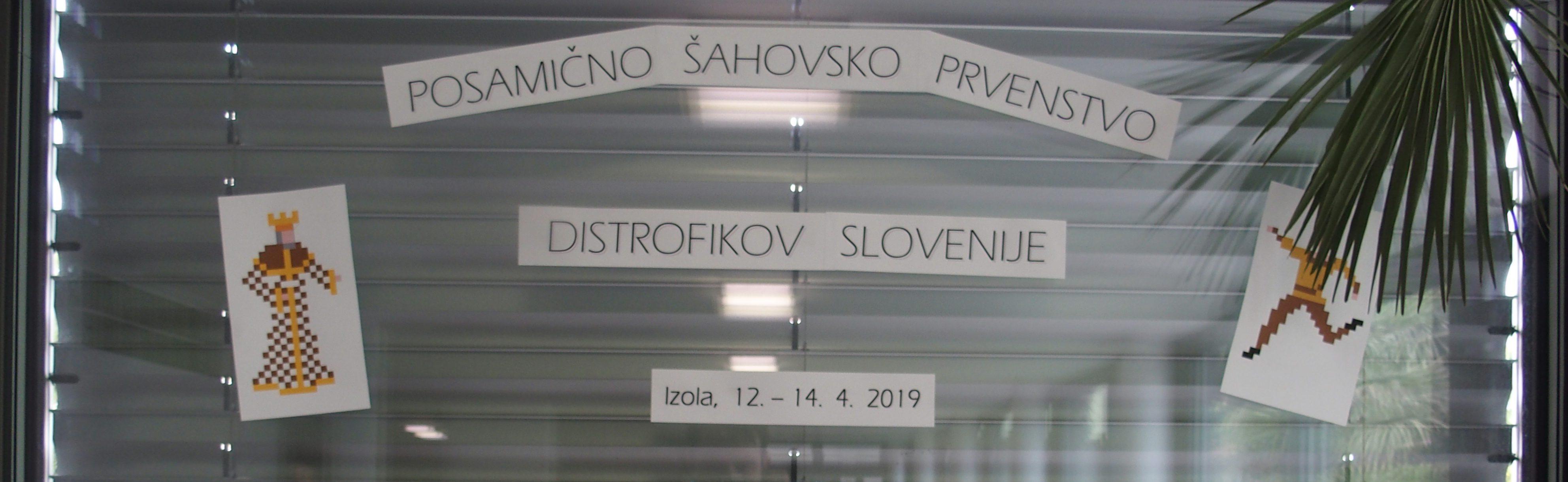 Šahovska prvaka za leto 2019 Strmčnikova in Šeparovič